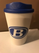 NEW!!  Brunswick Travel 12oz Travel Mugs